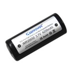 Keeppower 50A IMR 26650 Battery 4200mAh